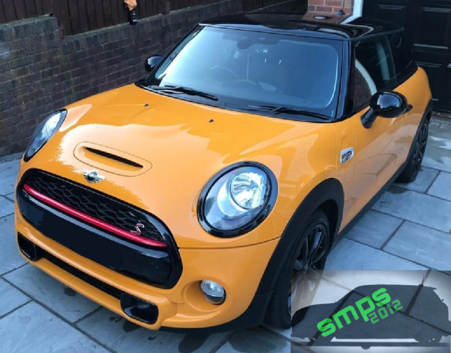 Gen 3 F56 Cooper S Grille single strip