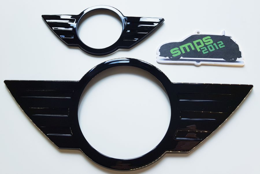 Mini R60/R61 Black Badge Covers