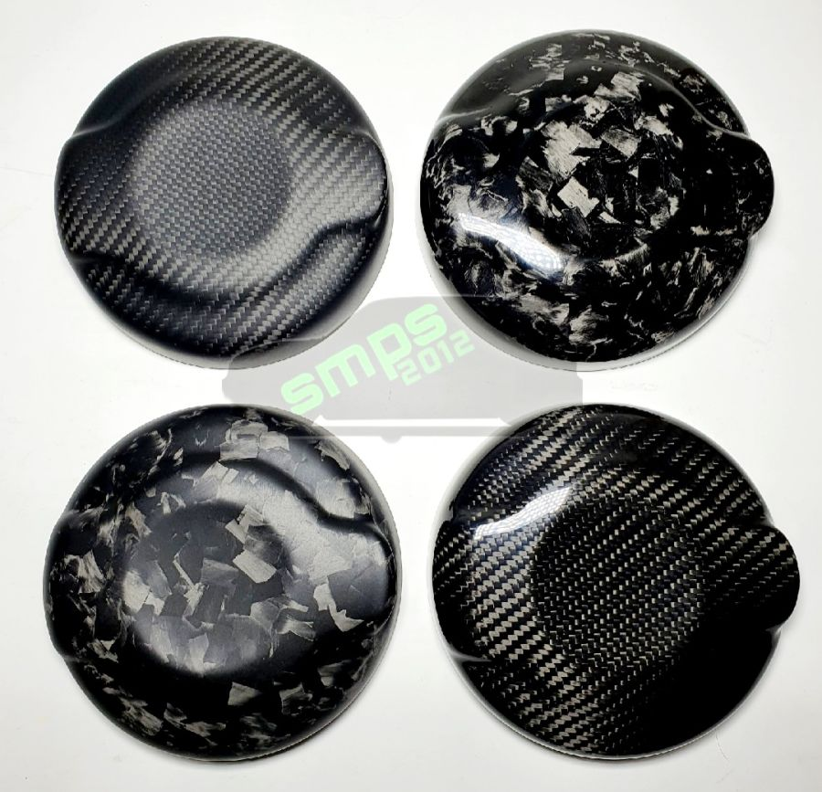 Gen 3 Mini F56 Cooper S/JCW Carbon Fiber Fuel Cap Cover