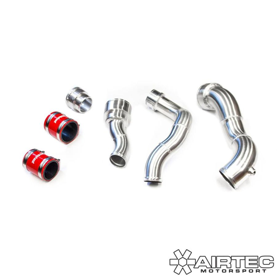 AIRTEC Motorsport Stage 1 Uprated Boost Pipes for Mini F56 JCW