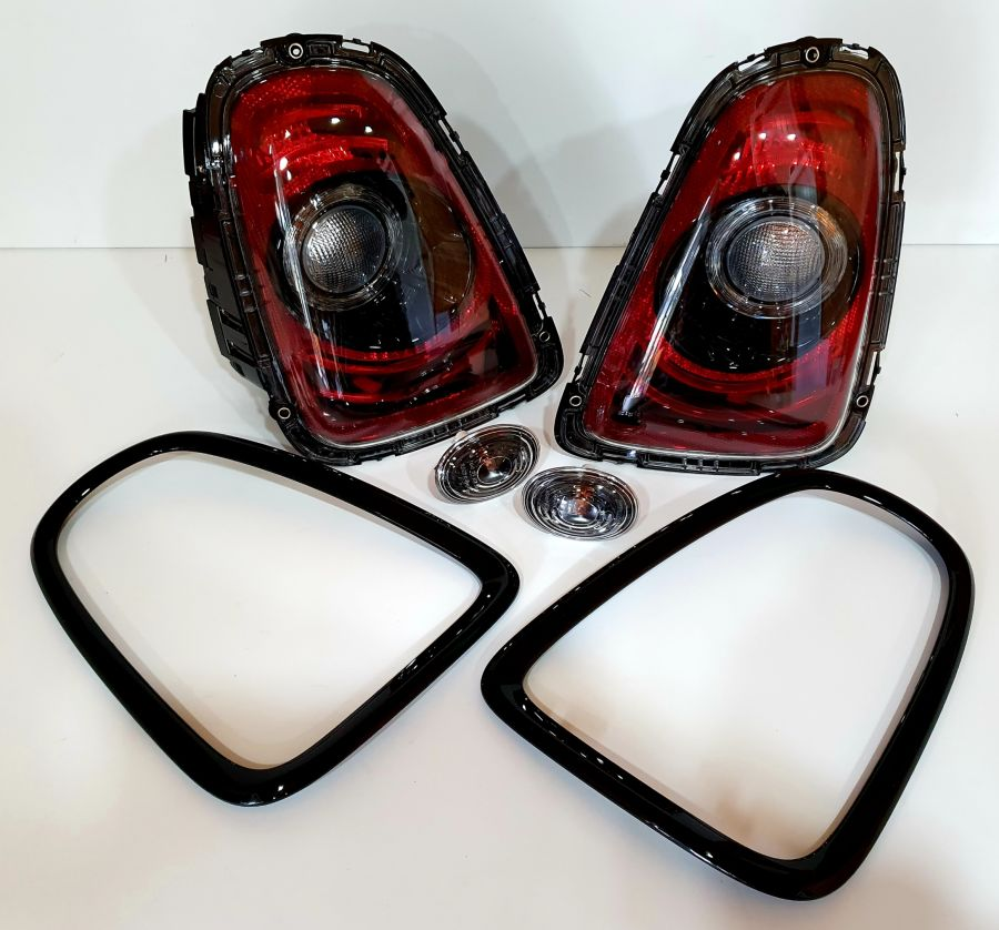 Gen 2 R56 - R59 Genuine Mini LCI Black Line Lights