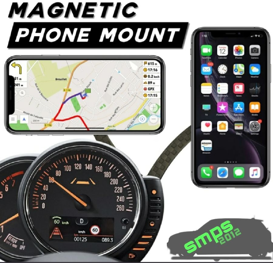 Gen 3 Magnetic Phone Holder