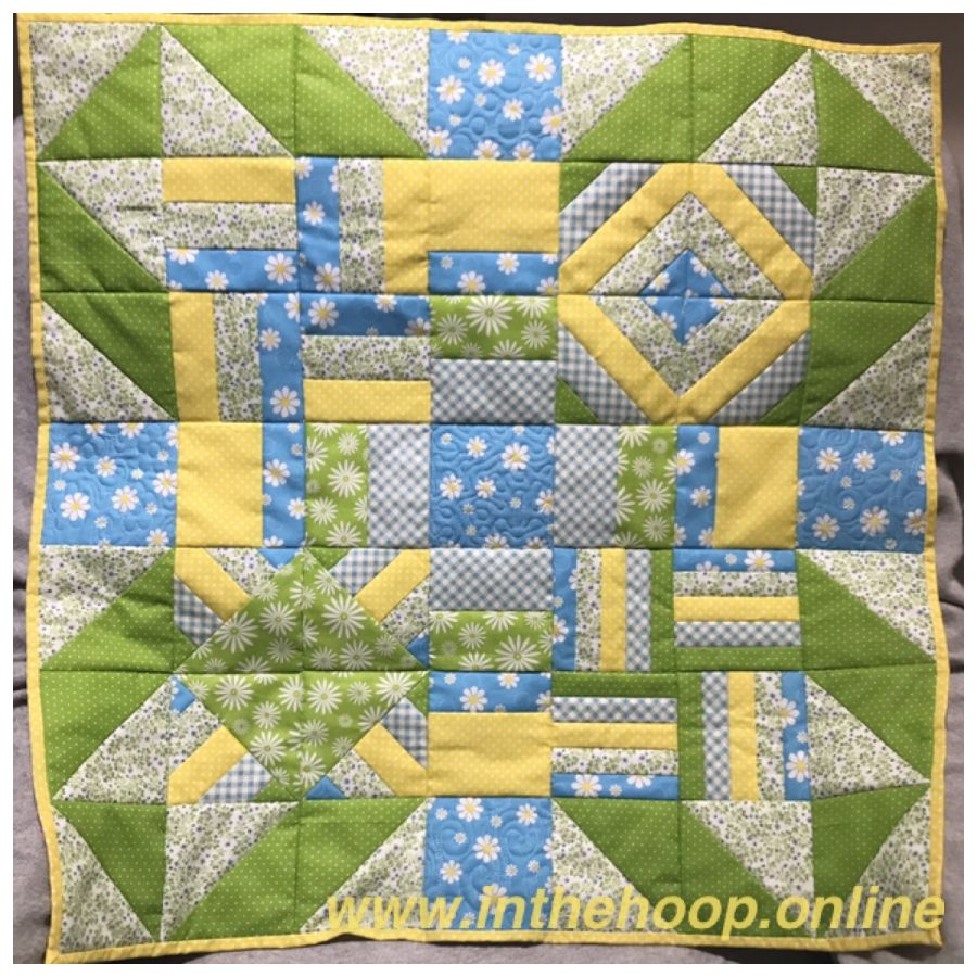 Quilt Basics - Full Set of Quilt Blocks