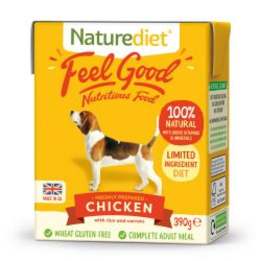 Naturediet Feel Good various flavours.