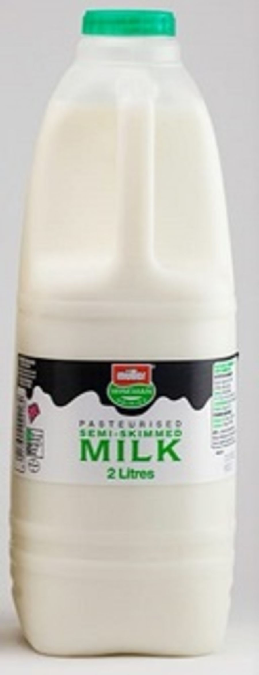 Milk 1 or 2 litre from