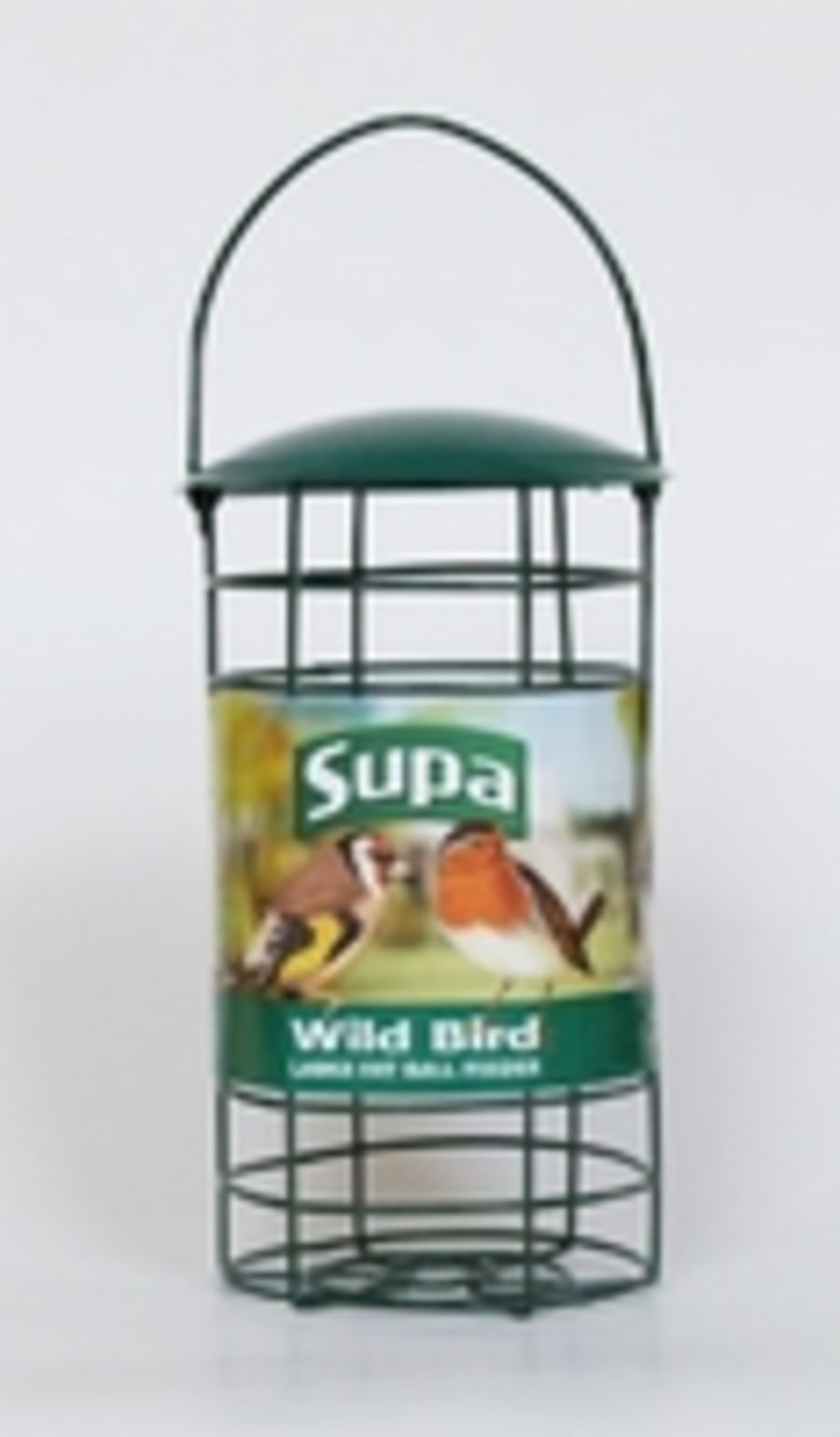 Supa Wild Bird Large Fat Ball Feeder