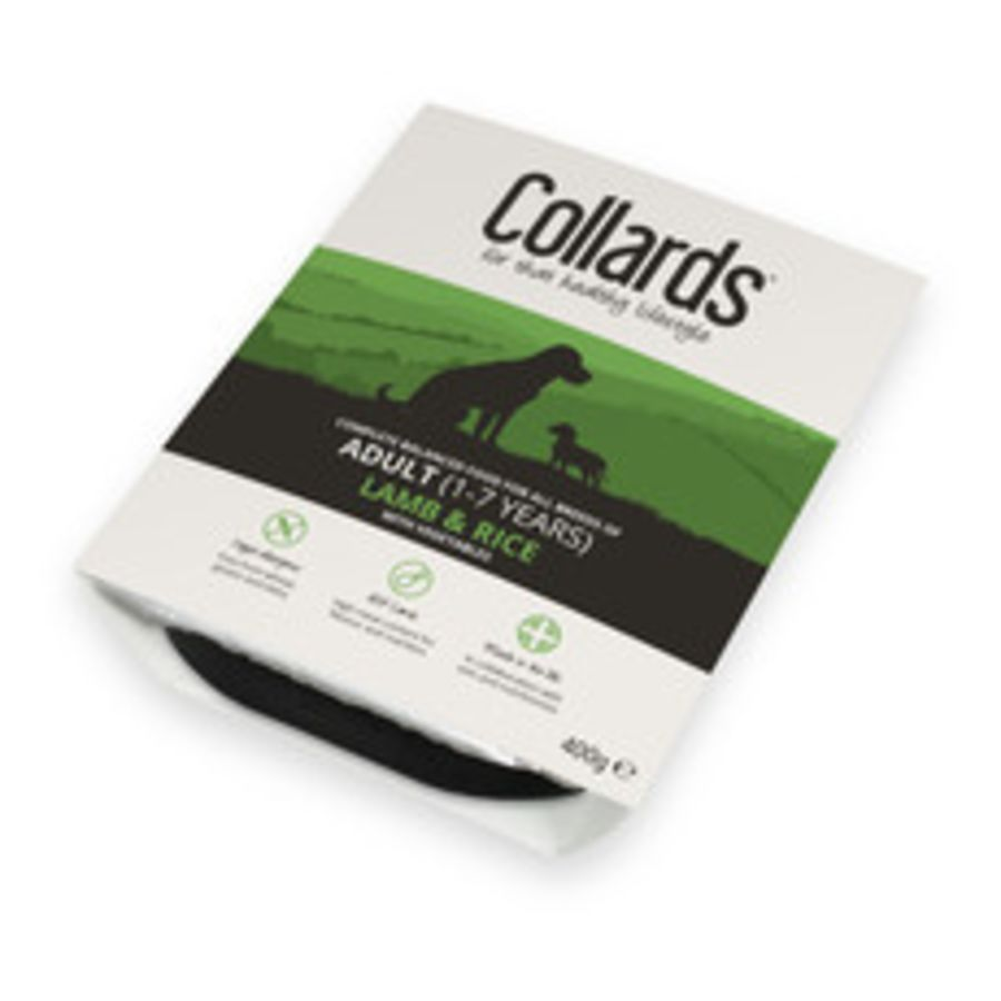 Collards Lamb & Rice Adult 400g