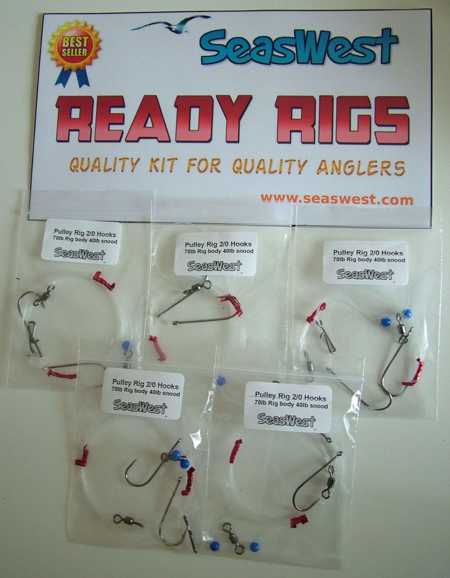 10 High Quality Pulley Rigs - Made in Britain