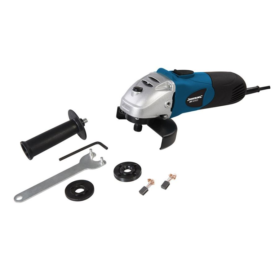 Silverline Air Angle Grinder 100mm Air Tools