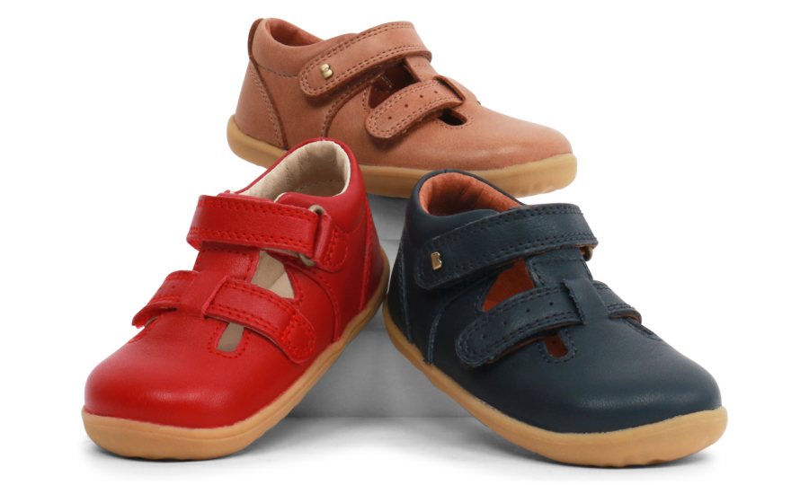 Bobux Jack and Jill Collection - Soled 4 Kids