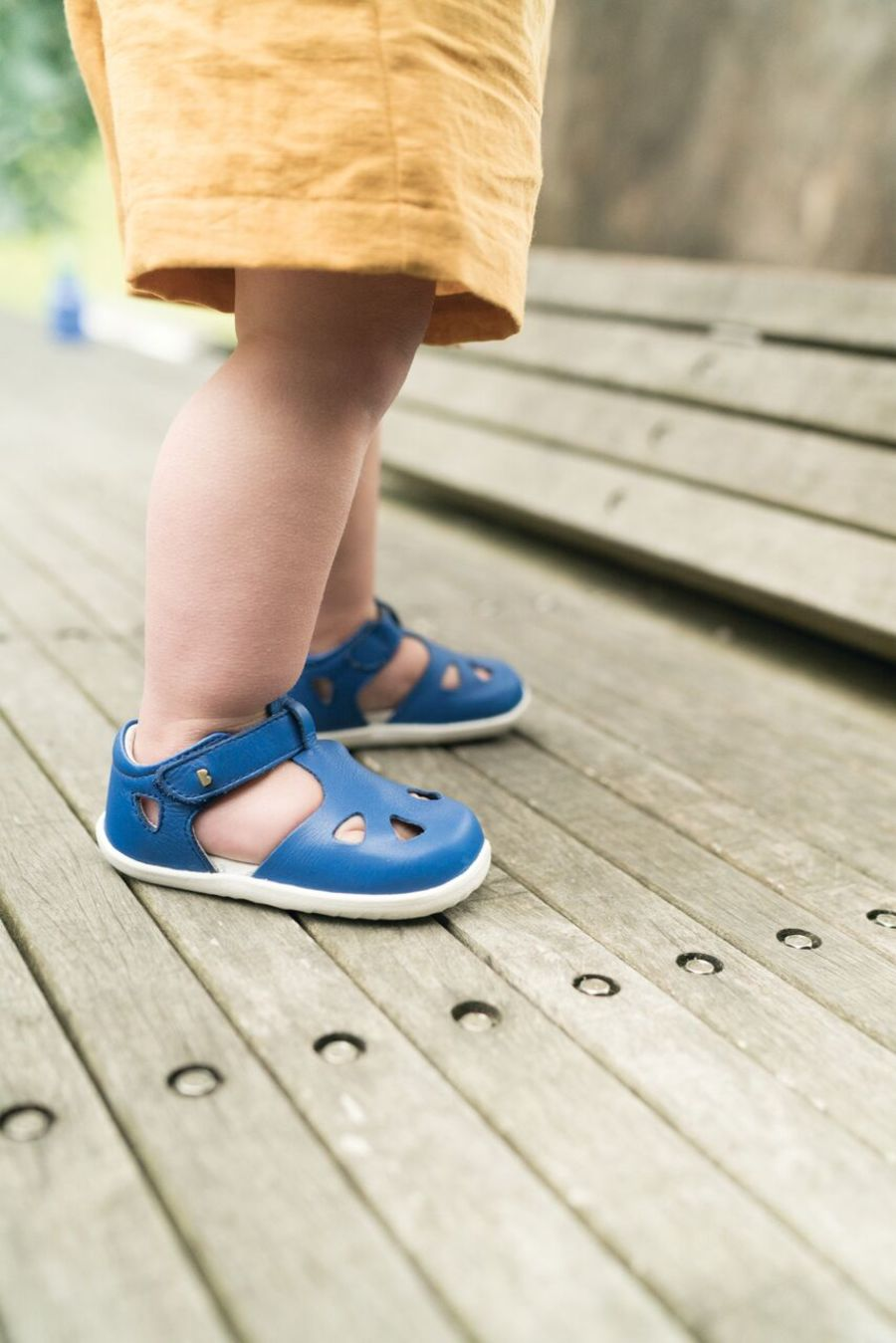 Bobux Quick Dry Sandals - Soled 4 Kids