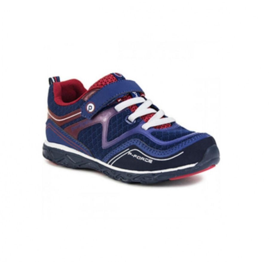 Force Flex - Navy and Red