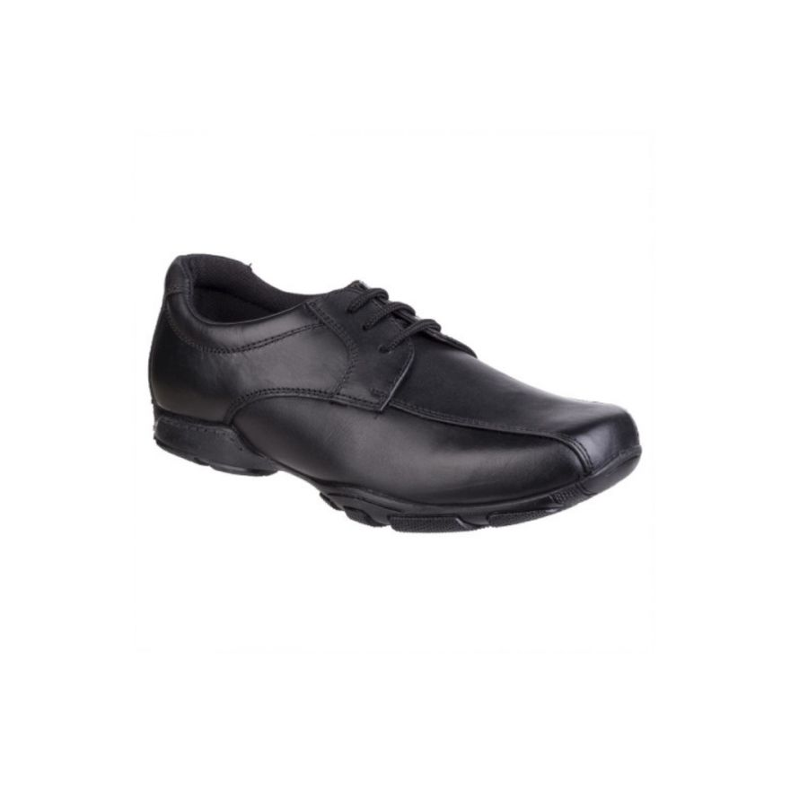 Vincente School Shoes - Black