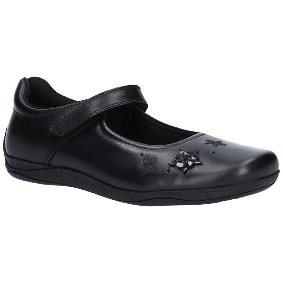 Candy School Shoes - Black