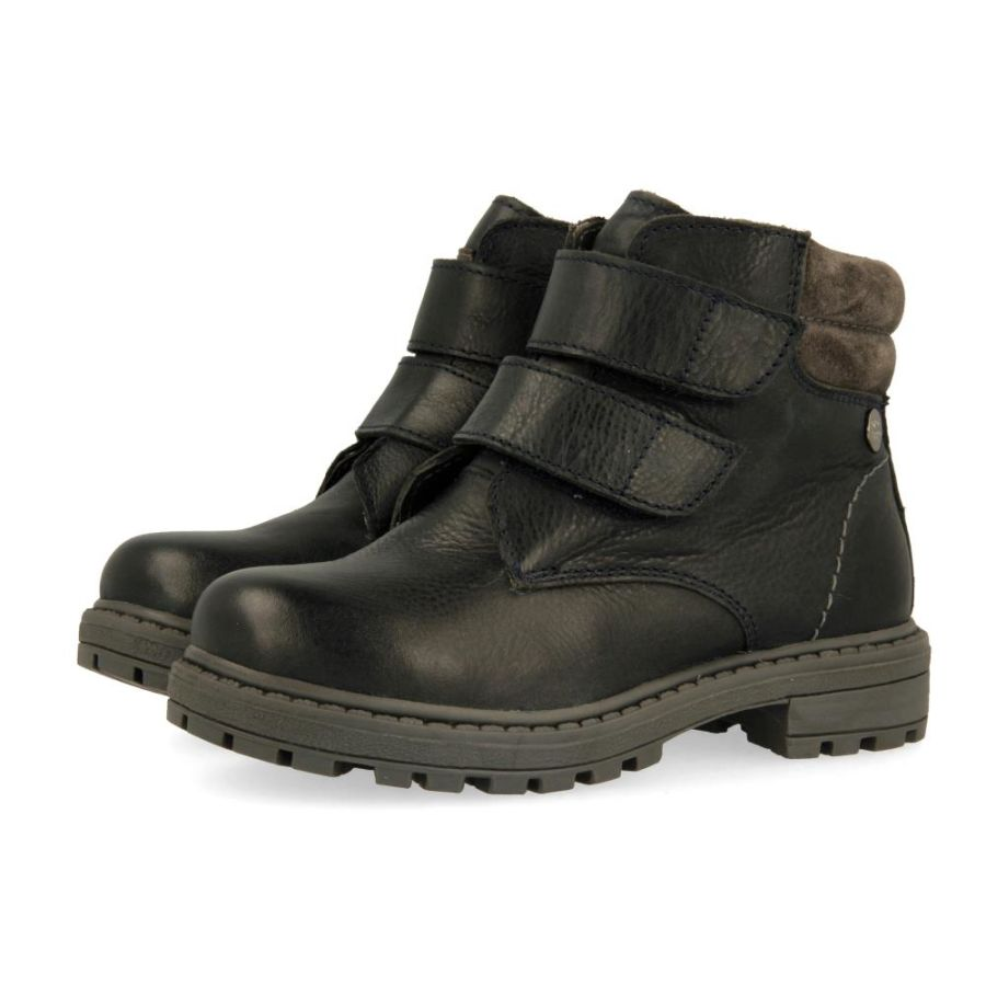Stomp Boots - Navy