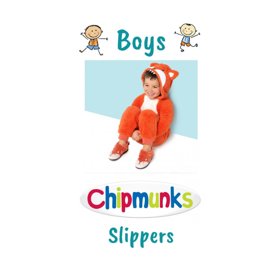 Slippers - Boys Collection