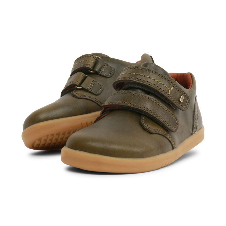 Port I Walk - Olive Green