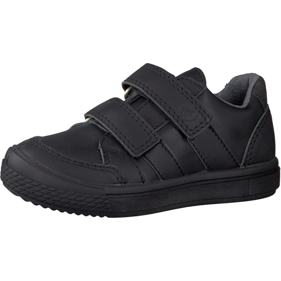 Ethan School Shoe - Black