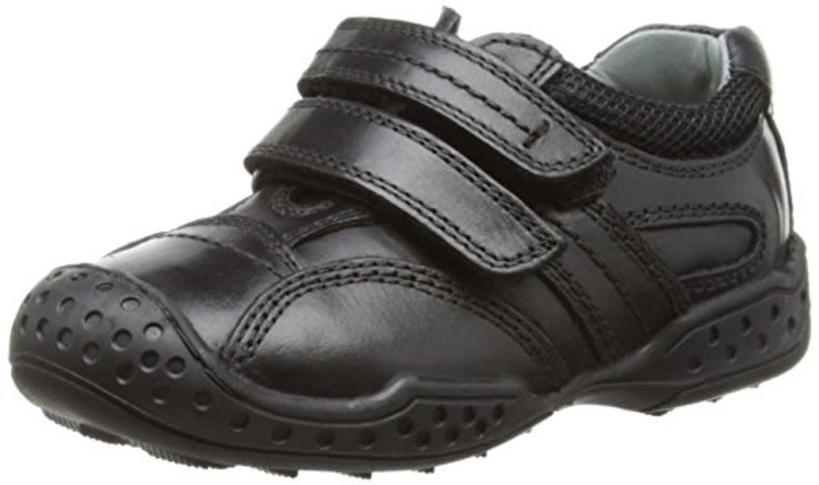 Weelie School Shoes - Black
