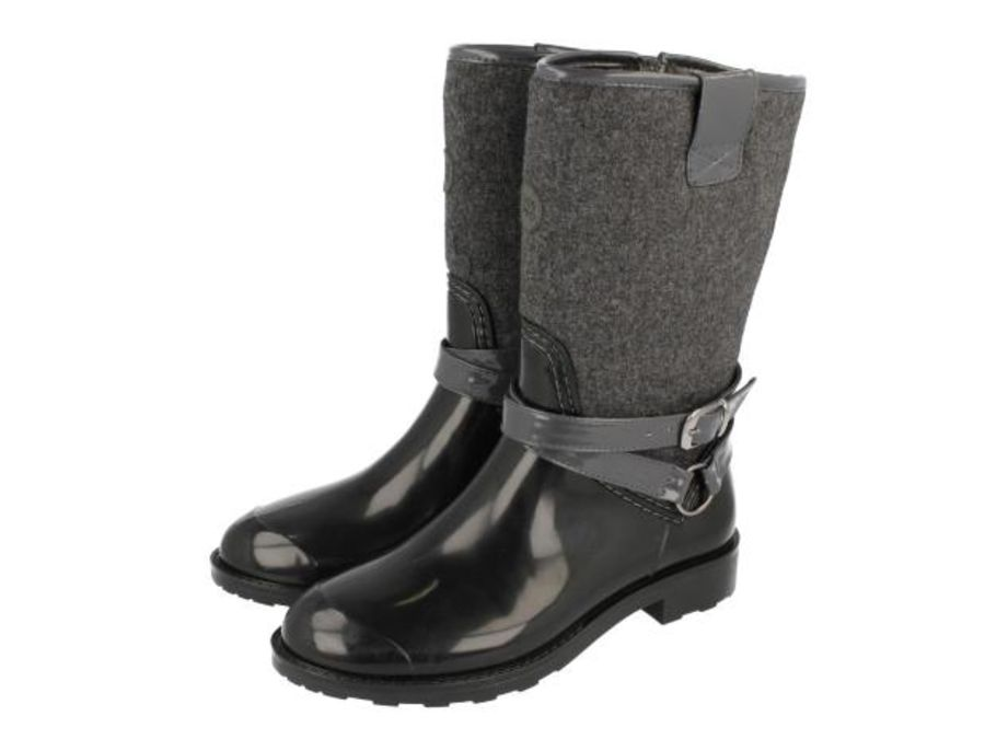Trooper Boots - Grey