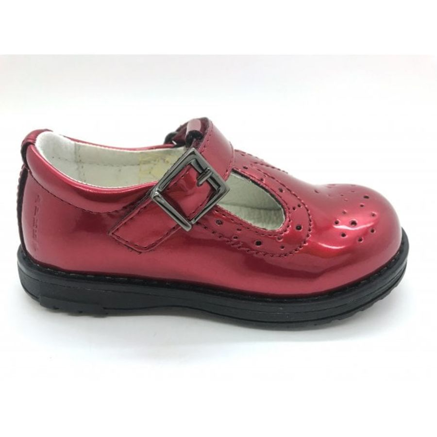 Giulia - Red Patent