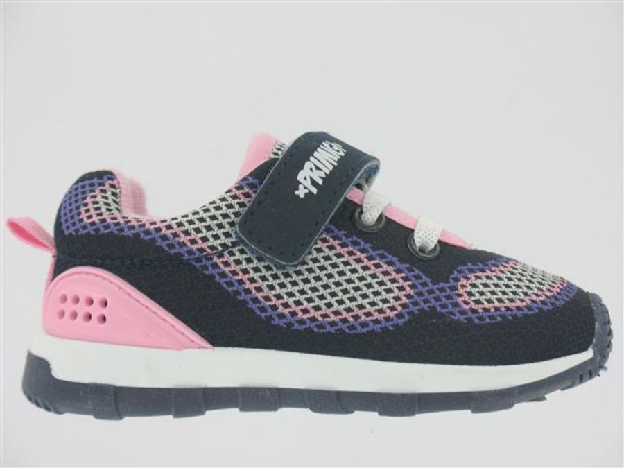 Sporty - Navy/Pink