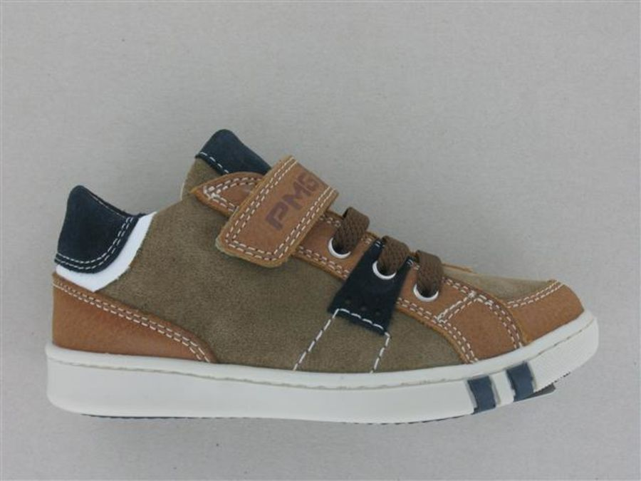 Franco - Brown Leather/Suede