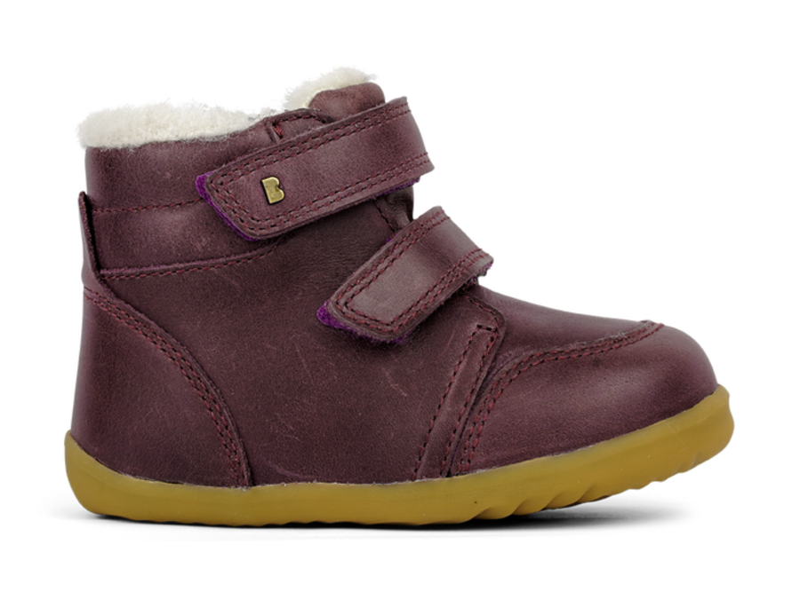 Timber Arctic Step Up - Plum WATERPROOF