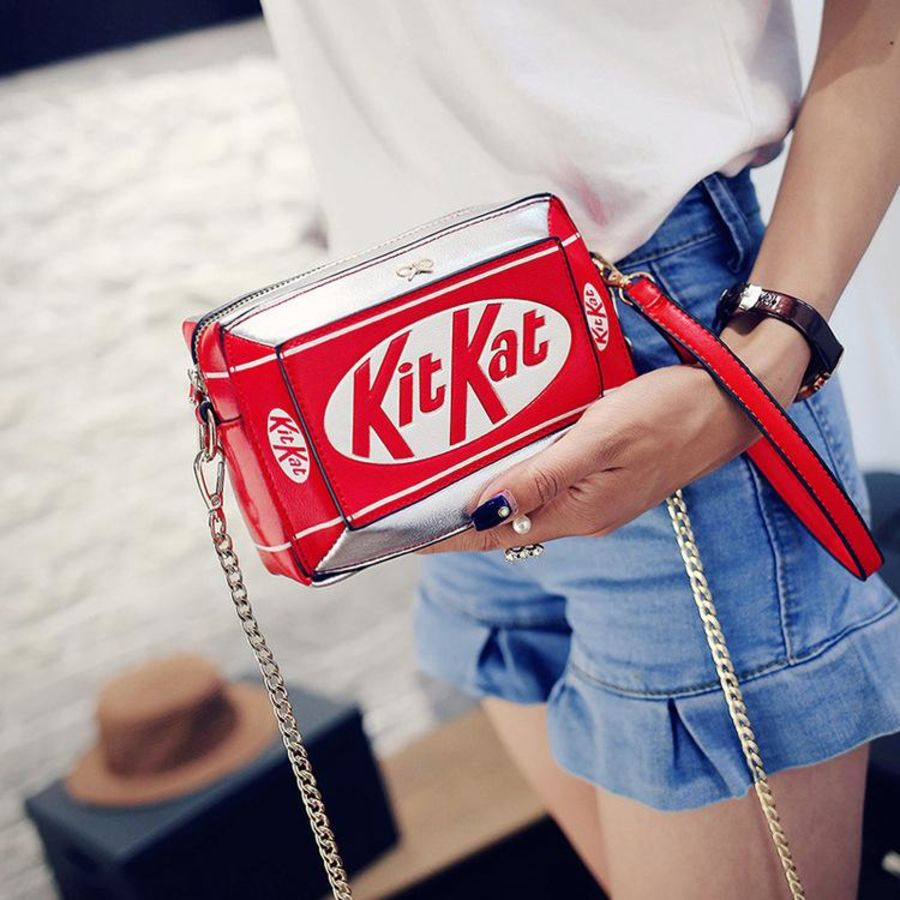 Kit Kat Hand Bag | Purse