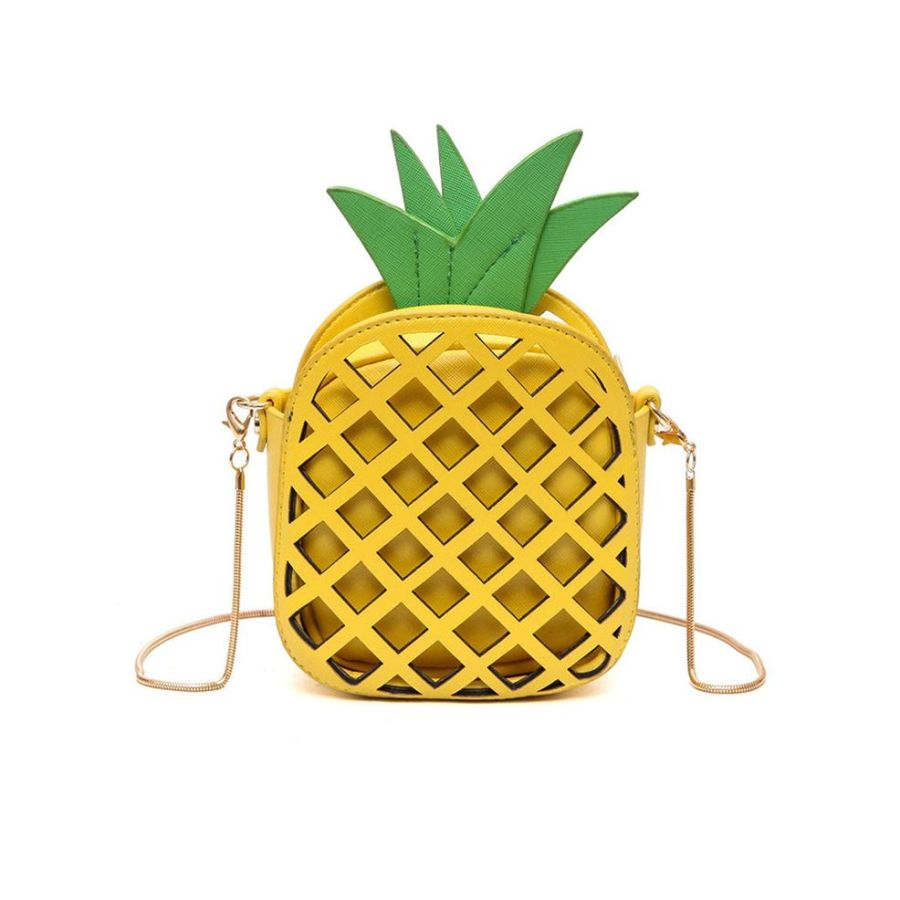 Mini Pineapple Bag | Purse