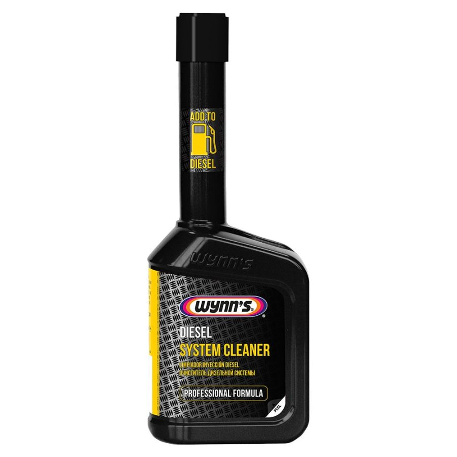 Diesel System Cleaner Fuel Treatment 325ml
