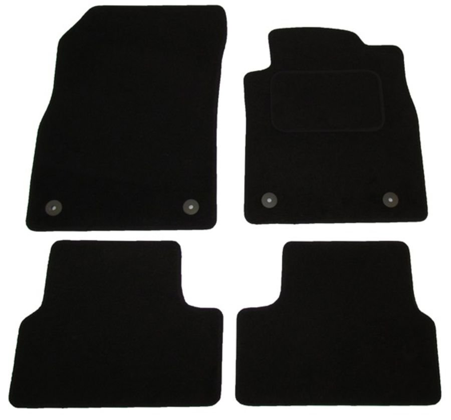 Tailored Car Mat - Vauxhall Astra (2010-2015) - Pattern 1305