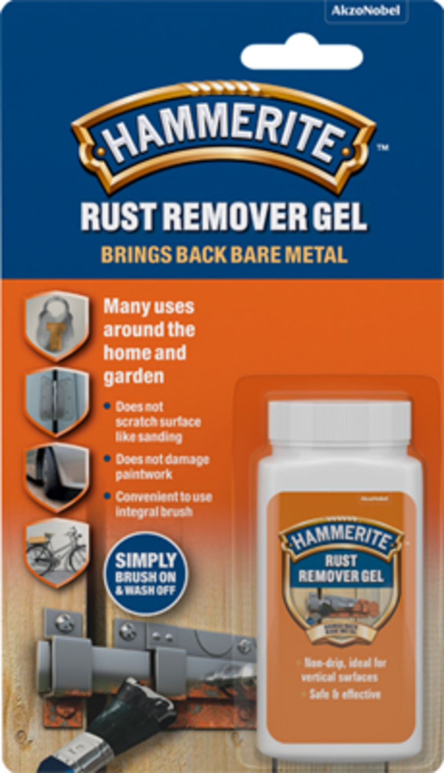 Rust Remover Gel - 100ml