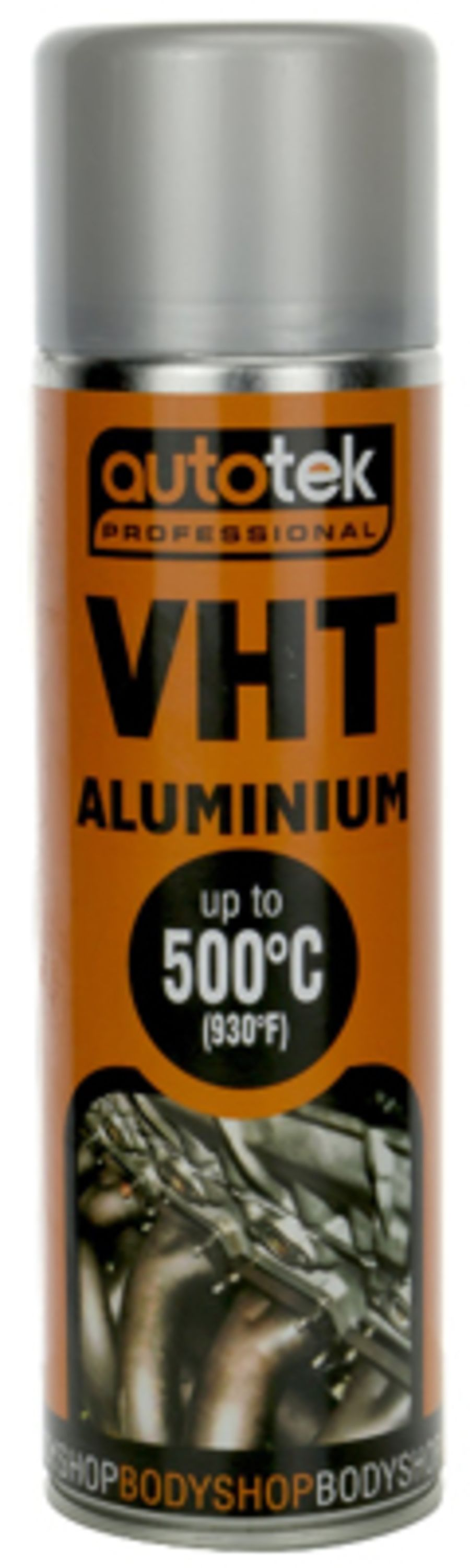 Spray On Paint - Very High Temperature - VHT Paint - 500ml