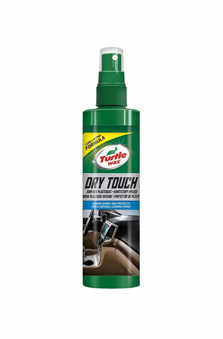 Dry Touch Interior Plastics Restores, Shines & Protects 300ml
