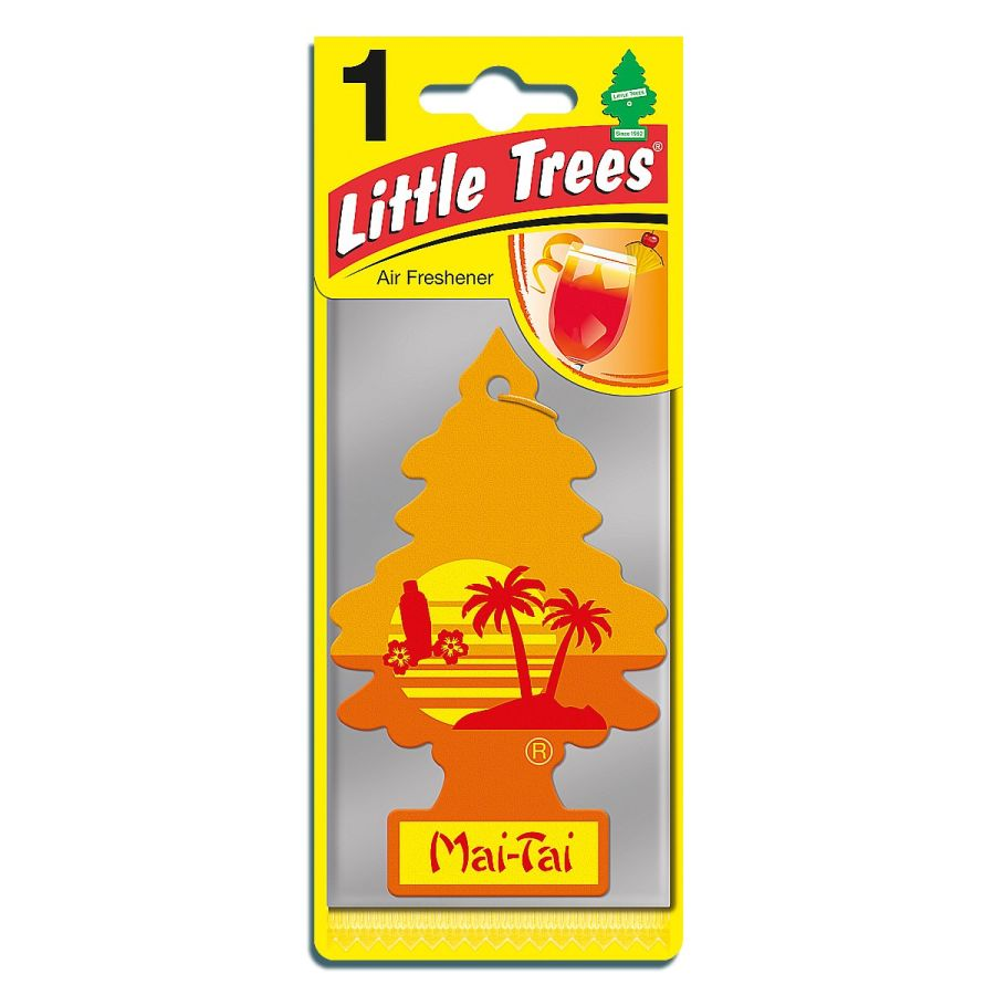 Mai Tai Little Tree Air Freshener