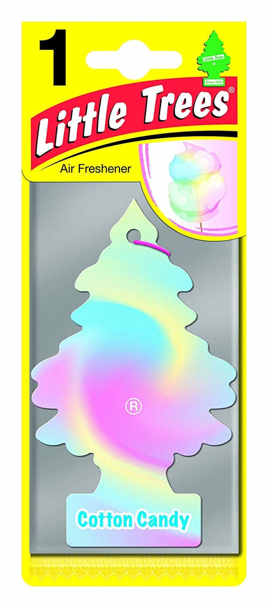 Cotton Candy Little Tree Air Freshener