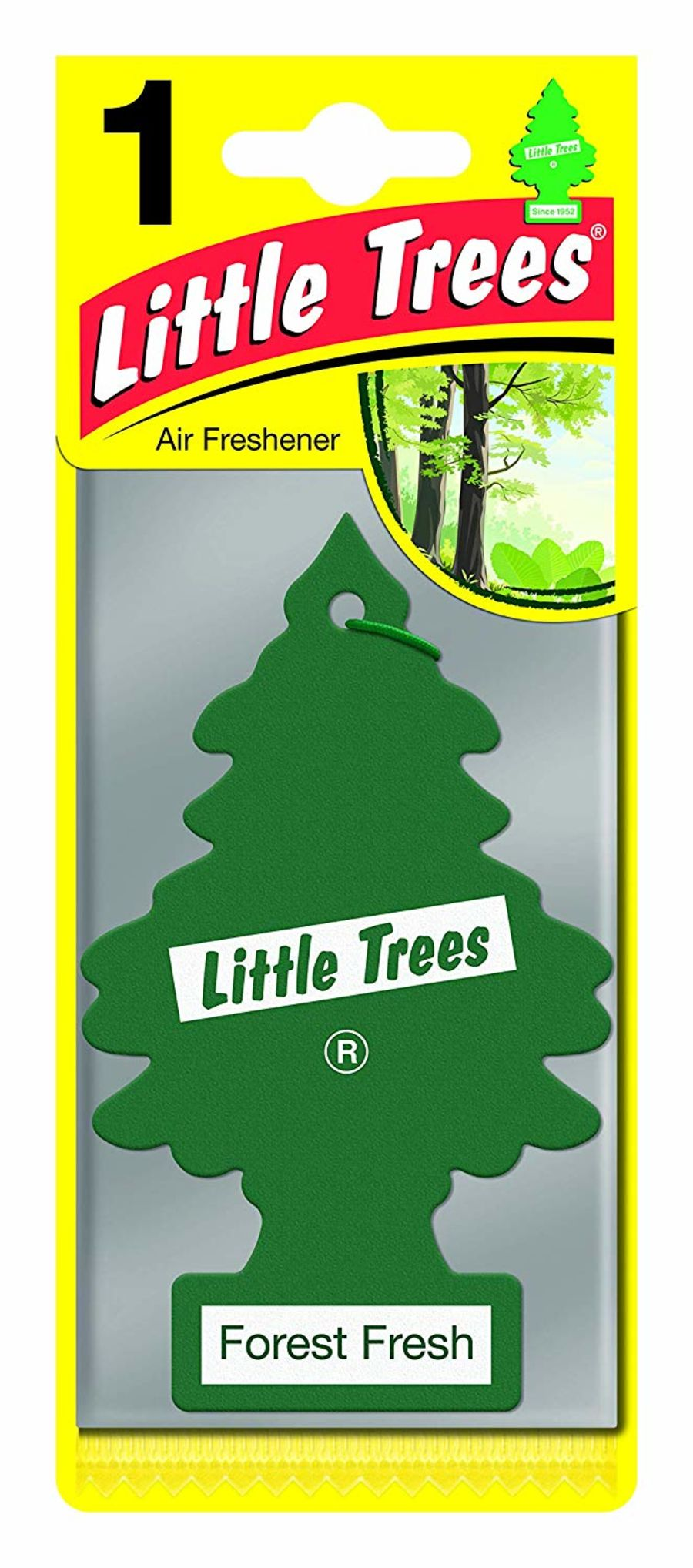 Forest Fresh Little Tree Air Freshener