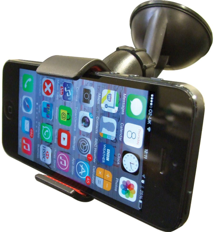 Gadget Holder - Universal Suction Mount