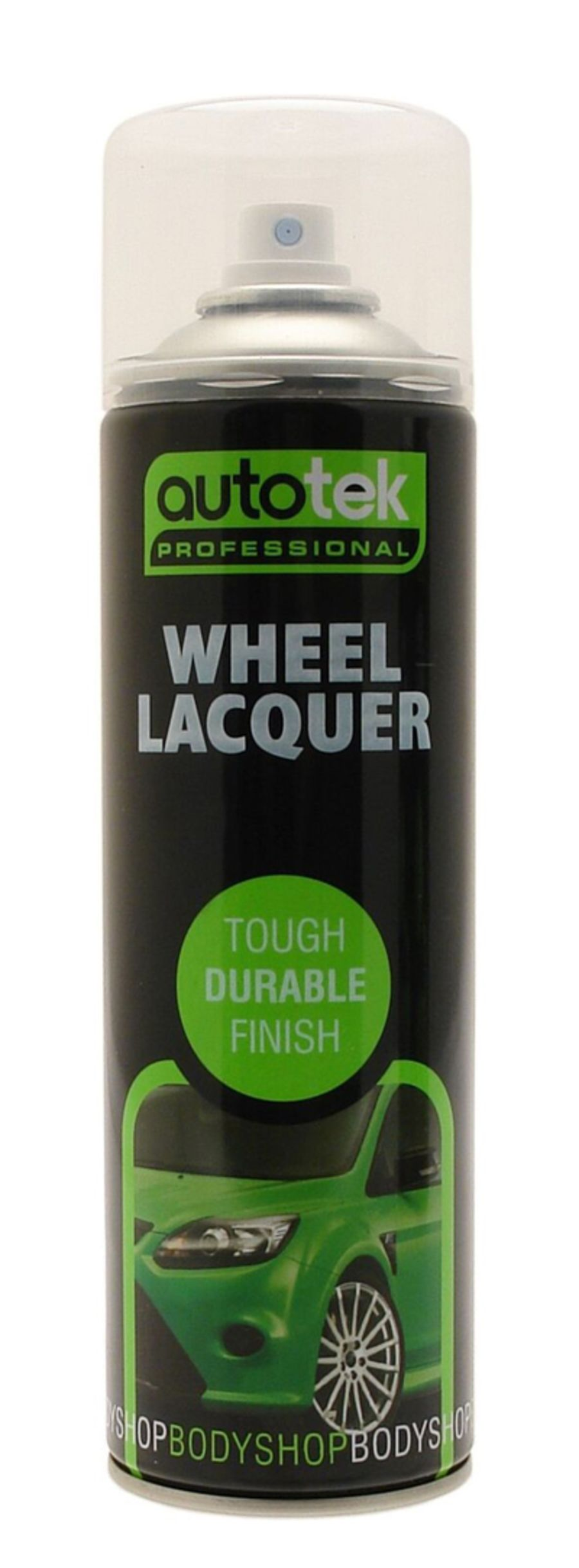 Wheel Clear Lacquer - 500ml