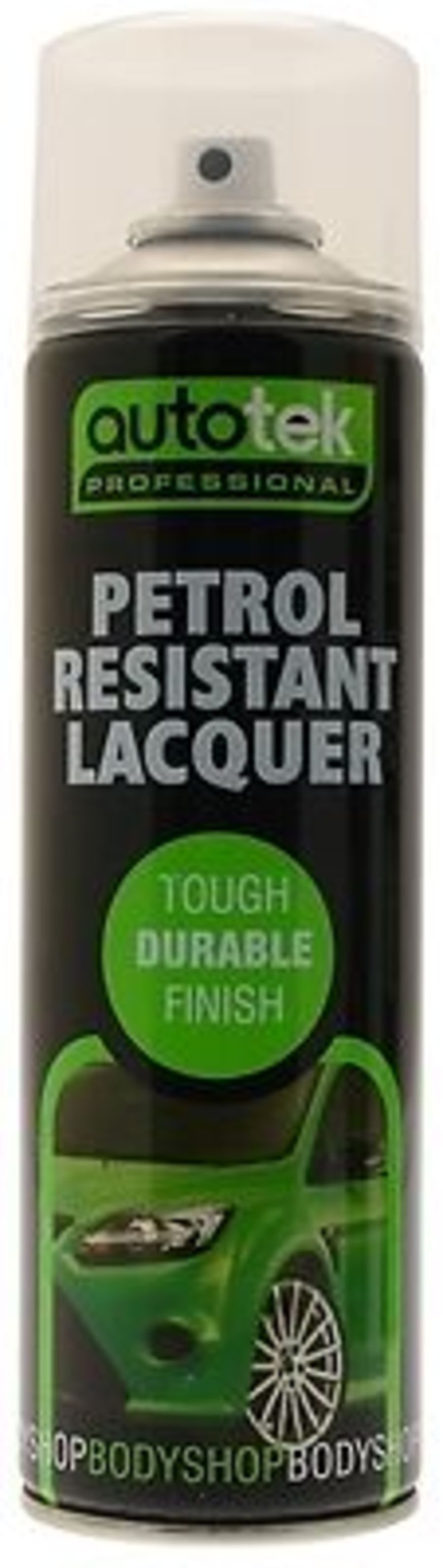 Petrol Resistant Lacquer - Clear - 500ml