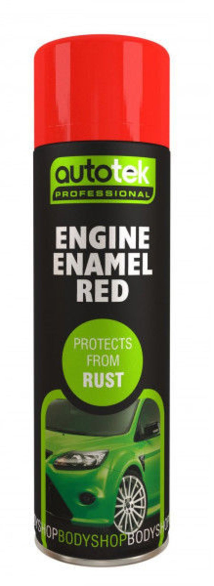 Engine Enamel - Red - 500ml