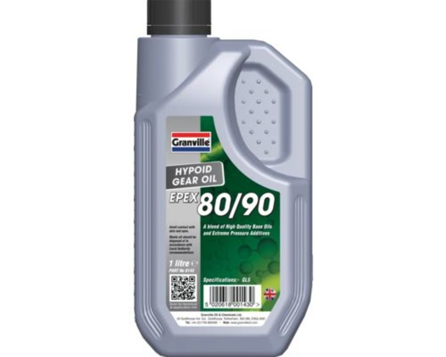 Hypoid Gear Oil Epex 80/90