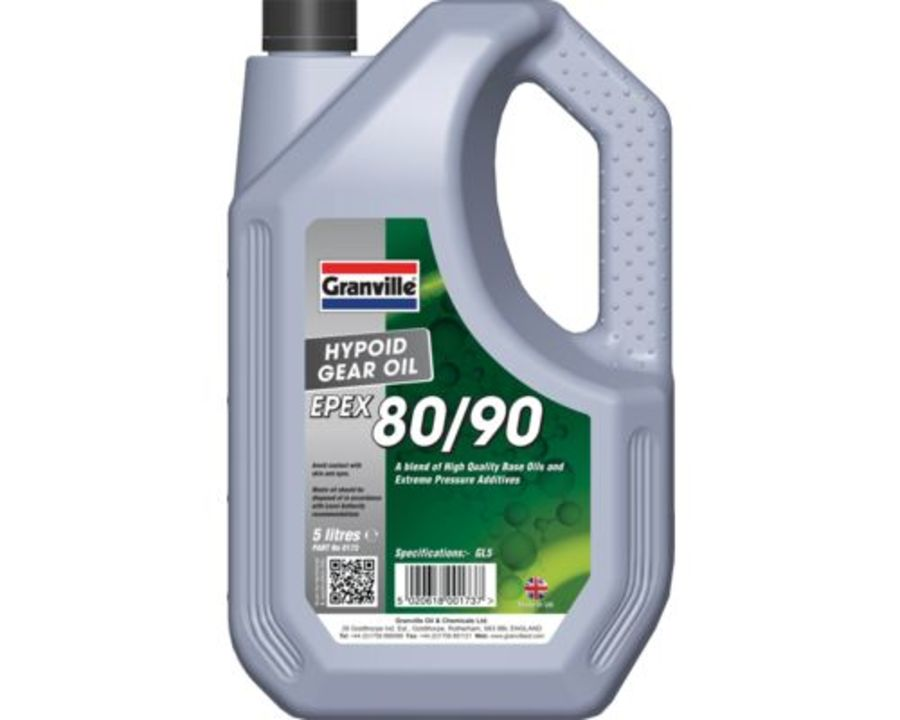 Epex 80/90 Hypoid Gear Oil - 5 Litres