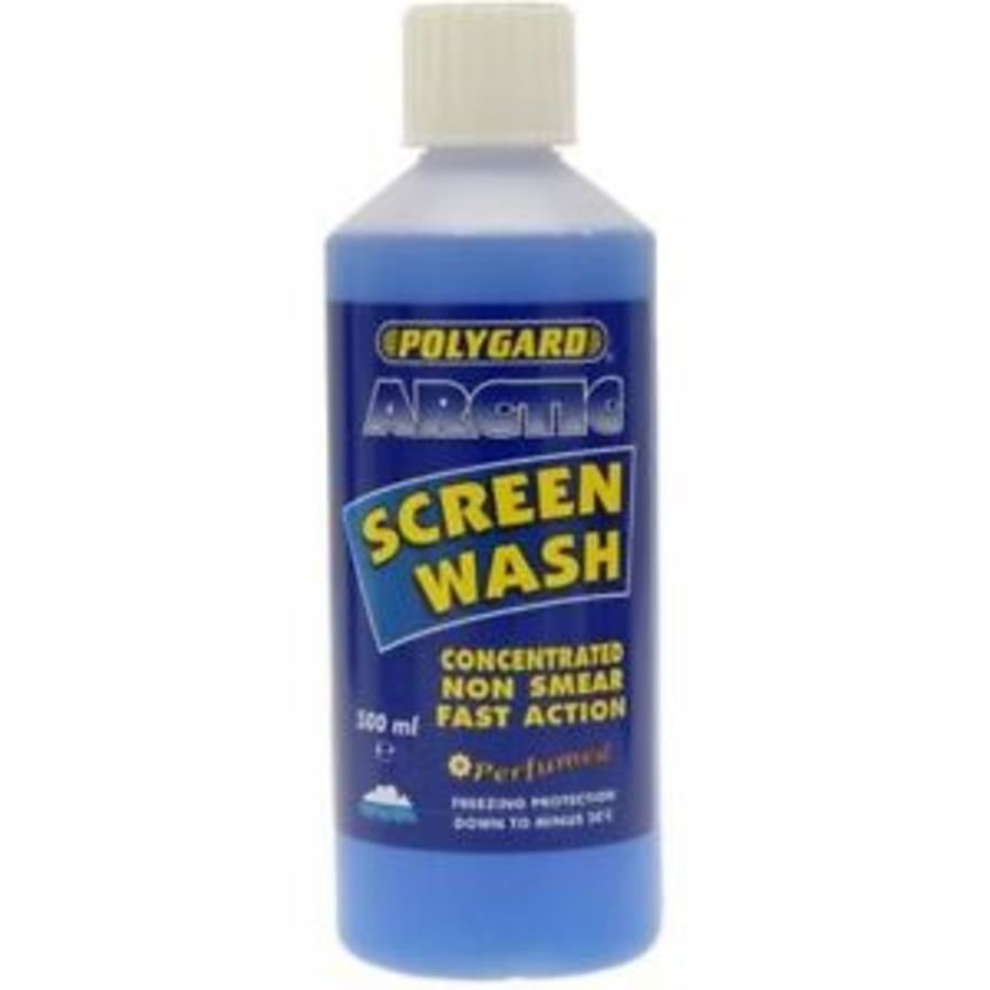 Polygard Screenwash -10C - 500ml