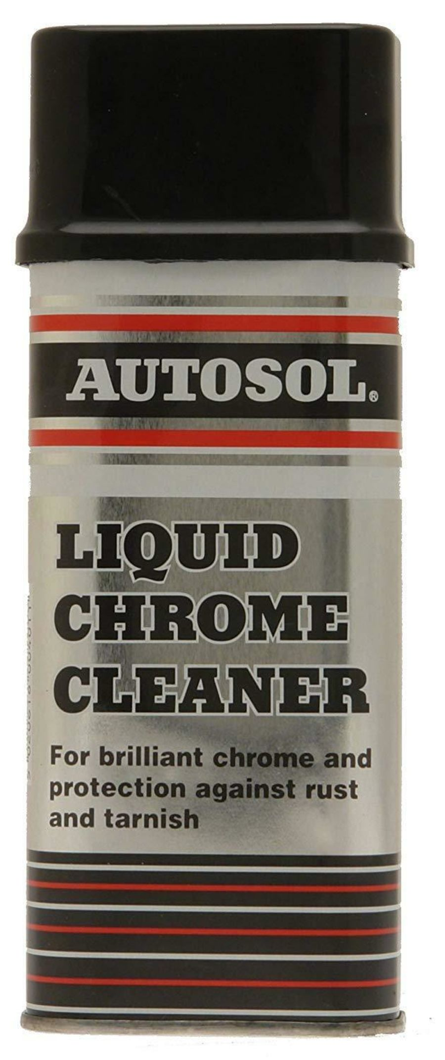 Autosol 250ml Liquid Chrome Cleaner