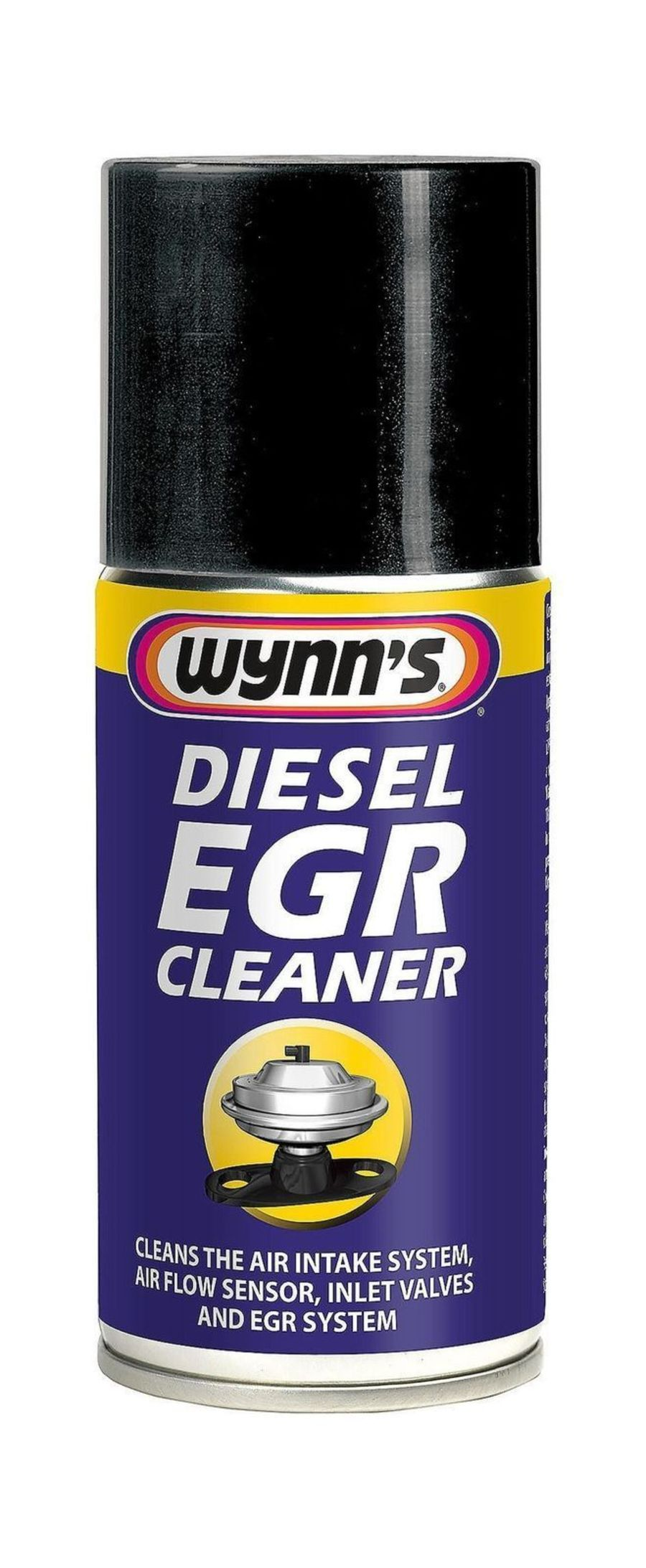 Wynns Diesel EGR Cleaner, 150 ml, air flow sensor, inlet valves, air