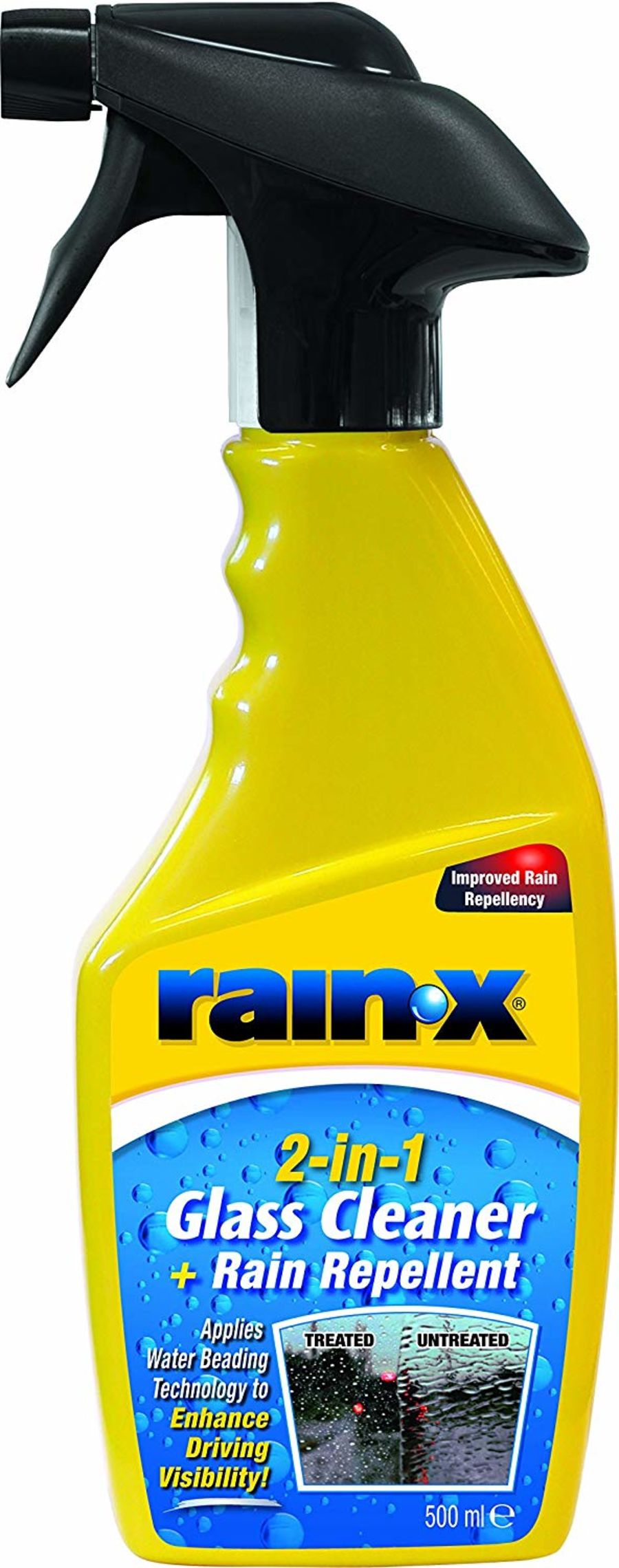 Rain Repellent and Glass Cleaner