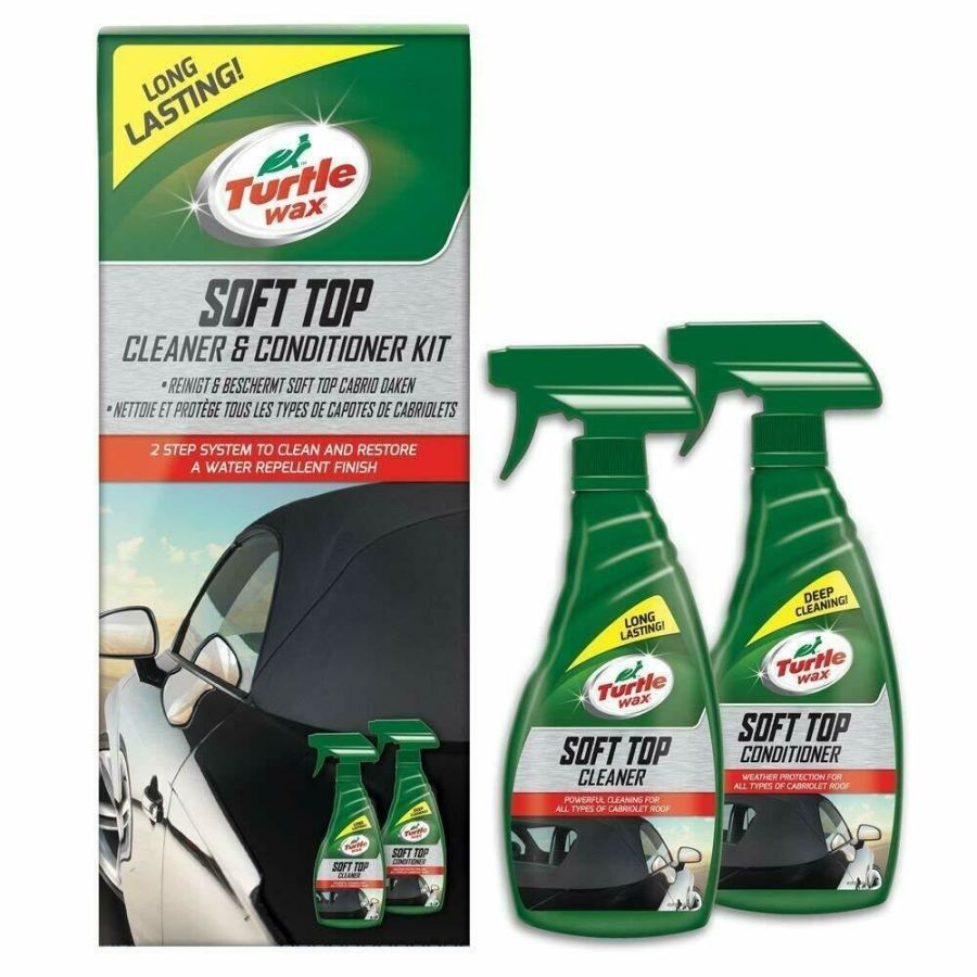 All in One Soft Top Convertible Cleaner & Protector