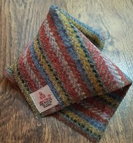 Stripes without the stars HarrIs Tweed Limited ed.